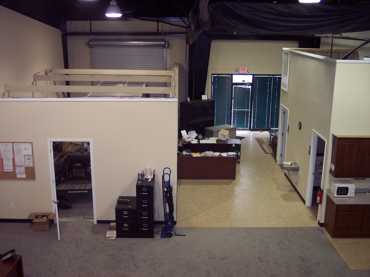 3 600 Sf Office Flex Condo At 1101 Chatham Parkway